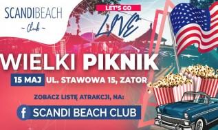 Wielki Piknik w Scandinavia Resort & Marine Zator.  Rozpoczęcie sezonu letniego!