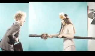 Kadr z nowego wideo Naturavika