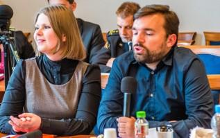 """Winę za całe zamieszanie ponoszą wspólnie """"prawnicy z urzędu"""" burmistrz Klinowski i jego zastępca Całus"""