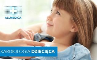 Wybitny kardiolog dziecięcy przyjmuje w Allmedica w Wadowicach!