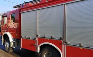 W Sułkowicach wybuch beczki. Wezwano strażaków i pogotowie