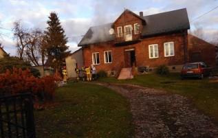 Wybuch gazu zniszczył ich dom. Sołtys i radni zbierają pieniądze na remont!