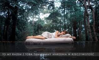 Wyjątkowe łóżka, przepiękne tkaniny i najbardziej komfortowe materace! Tylko w MEBLE ESKA