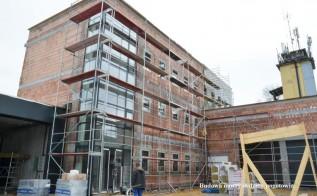 Budynek nowego pogotowia