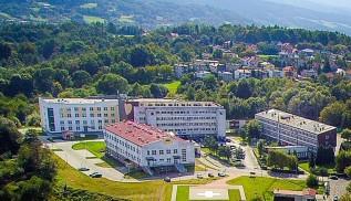 Zmiana strategii. Szpital w Wadowicach na pierwszej linii walki z koronawirusem